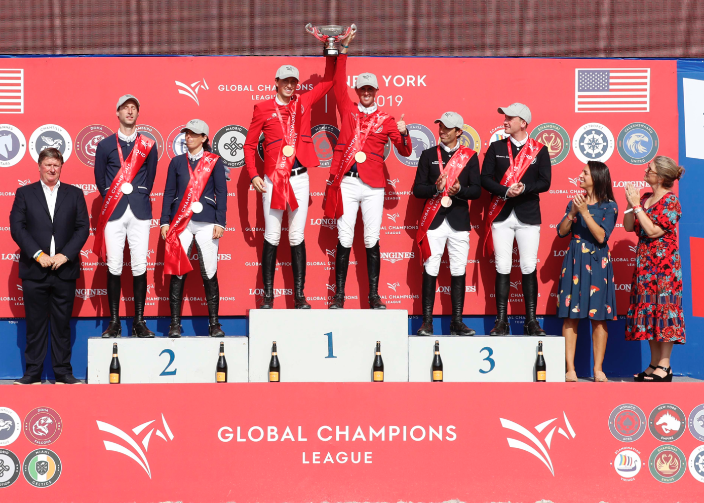 St Tropez Pirates finish as Runners-up in the 2019 GCL Championship