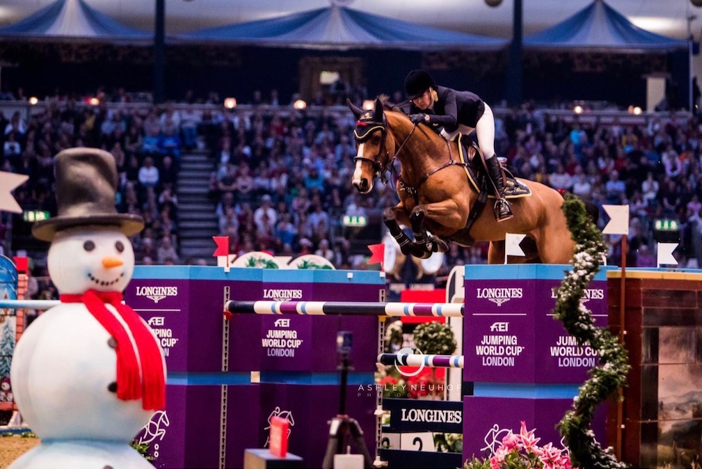 Brilliant Runner-up finish in Olympia Grand Prix